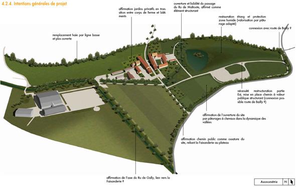 Site de la faisanderie et des moulineaux plaine de - Piscine de la faisanderie ...